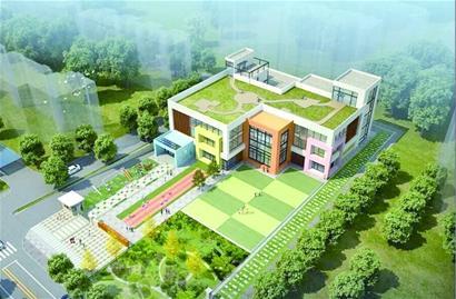 青岛新建4所学校其中李沧3所 你家门口有吗