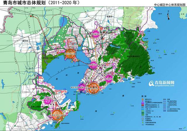 传承和延续城市空间结构和发展方向