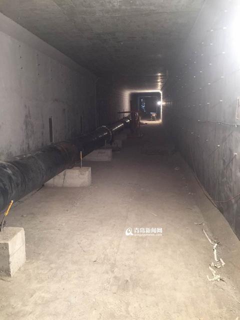 规划,青岛市2016-2018年确定建设17个地下综合管廊