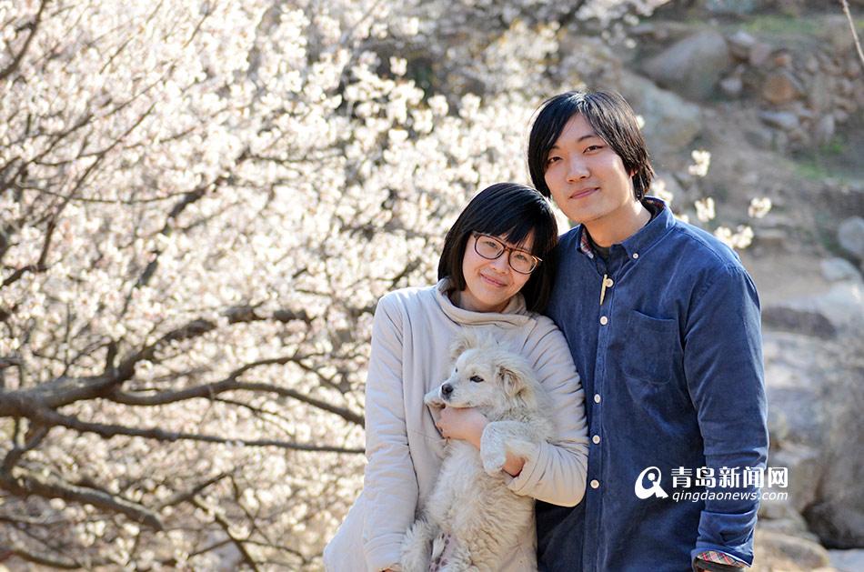 小夫妻隐居崂山被拍成纪录片 入围国际电影节