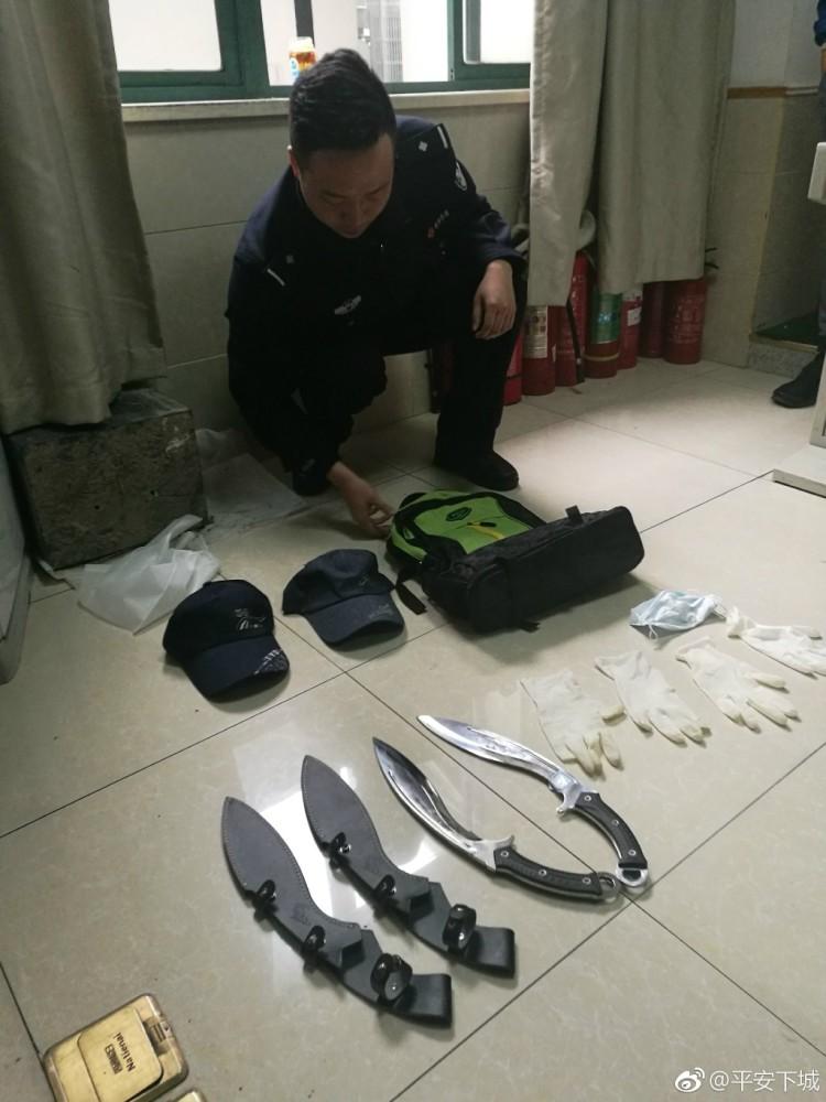 男子坐飞机到杭州连抢3家店